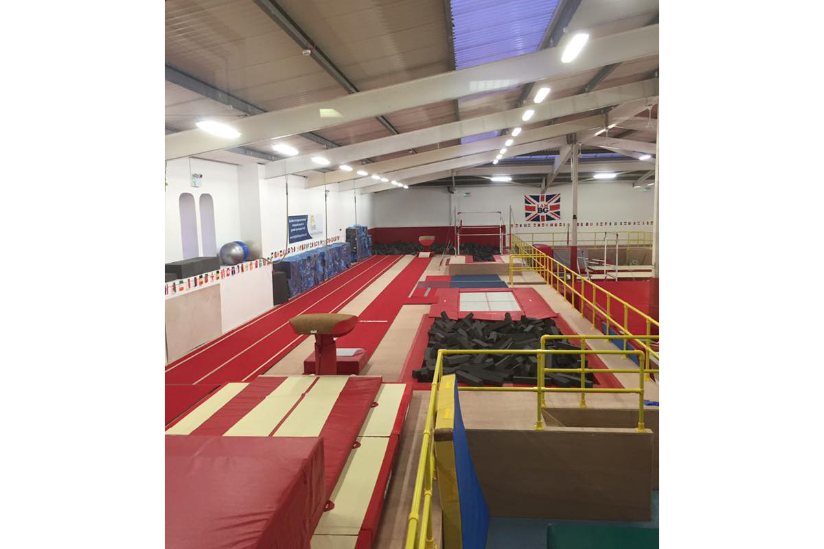 Warrington Gymnastics Club Gymnova
