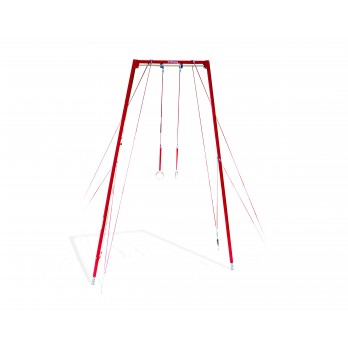 COMPETITION RING FRAME WITH ADJUSTABLE ELASTICITY REF 3770