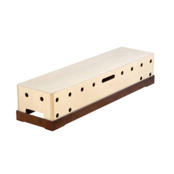 Educ'Gym Wooden Bases Ref 0065 0066 0067