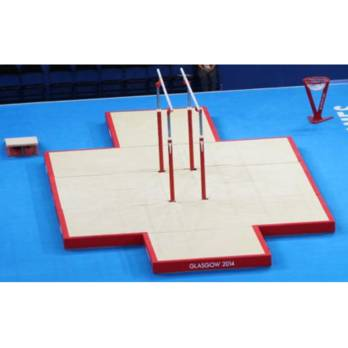 FIG PARALLEL BAR LANDING MATS
