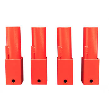 Set of 4 Bar raisers ref 3297
