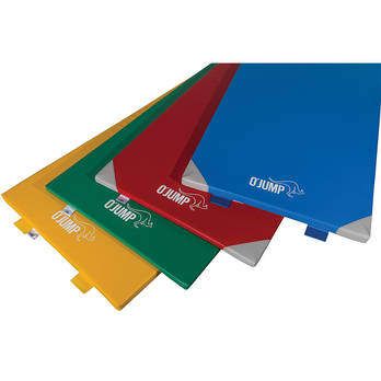 O Jump School Mats Pack of 5