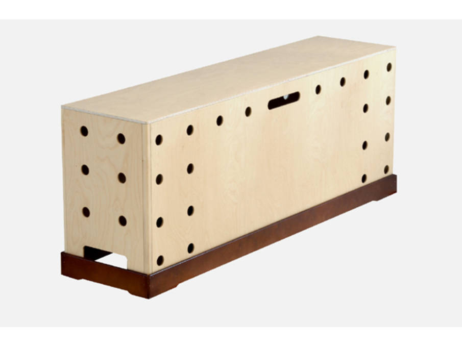 Educ Gym Wooden Bases
